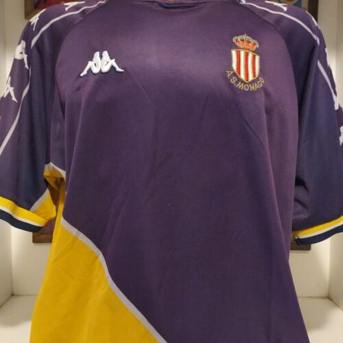 Camisa Monaco Kappa 1999 Gallardo