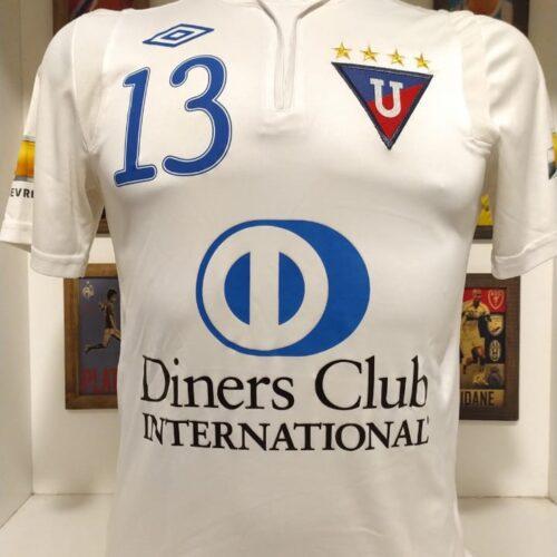 Camisa LDU Umbro 2011