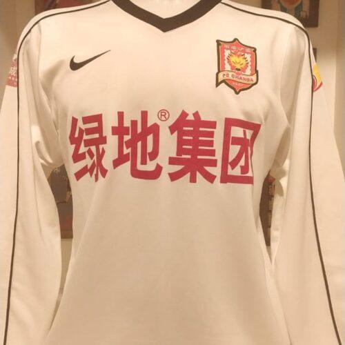 Camisa Beijing Renhe Nike mangas longas