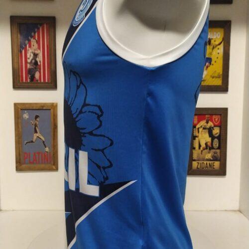 Camisa Dinamo Errea basquete feminino