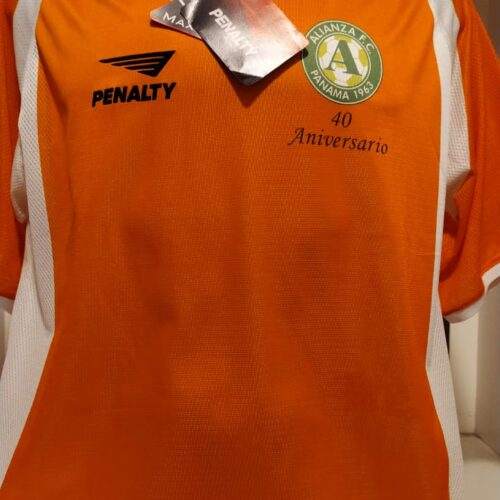 Camisa Alianza do Panamá Penalty 2003