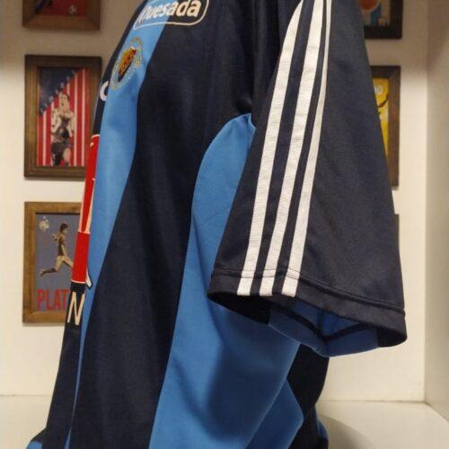 Camisa Djurgardens Adidas 2002