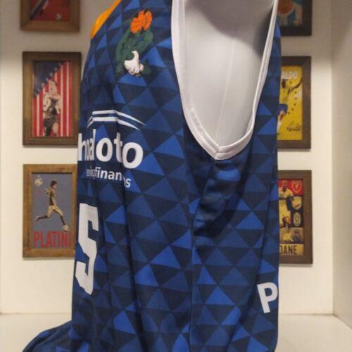 Camisa Bauru Cambs Ricardo Fischer basquete