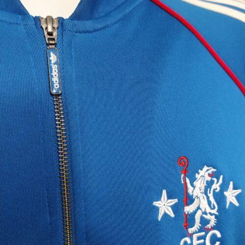 Casaco Chelsea Adidas retro