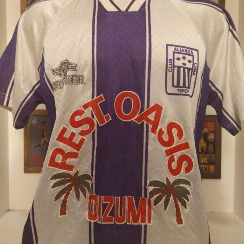Camisa Alianza Lima Jhowzer