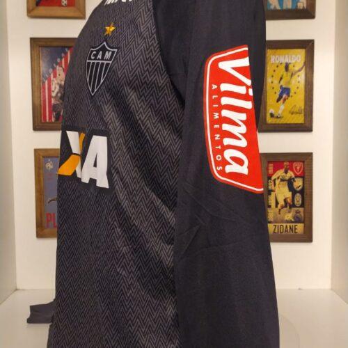 Camisa Atlético Mineiro Dry World 2016 Victor goleiro mangas longas