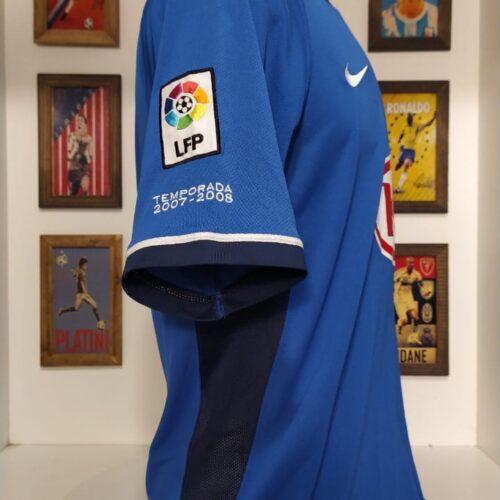 Camisa Atlético de Madrid Nike 2007