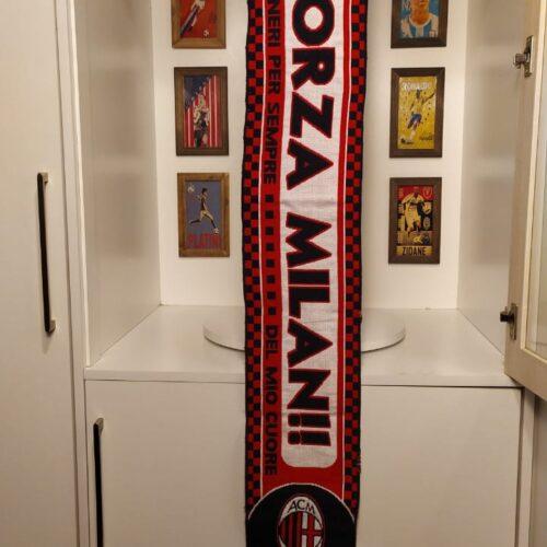 Cachecol Milan Forza!