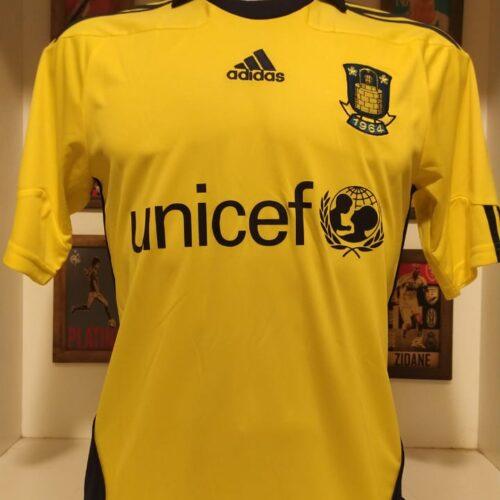 Camisa Brondby Adidas 2010