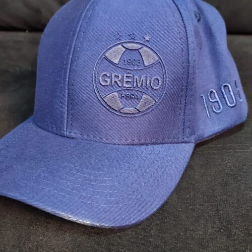 Boné Grêmio azul marinho