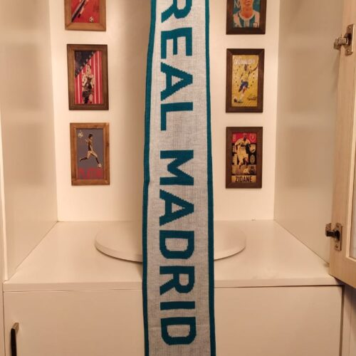Cachecol Real Madrid