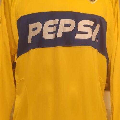 Camisa Boca Juniors Tevez mangas longas