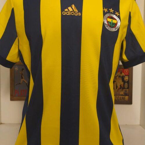 Camisa Fenerbahce Adidas 2017 Fernandao