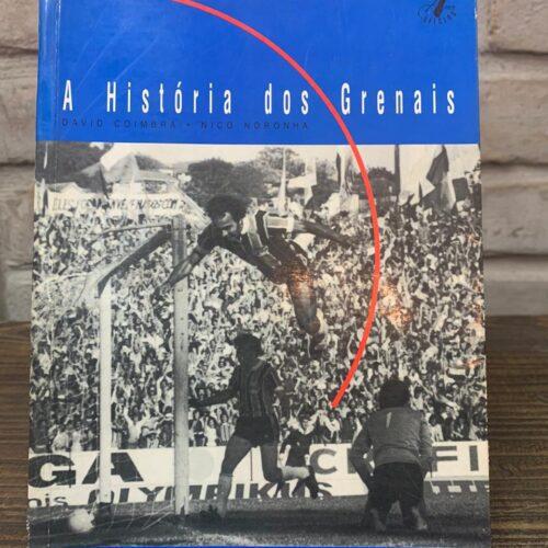 Livro A história dos Grenais