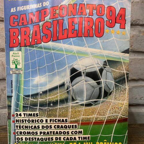Álbum de figurinhas Campeonato Brasileiro 1994