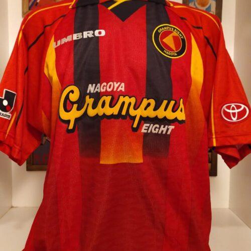 Camisa Nagoya Grampus Eight Umbro 1996