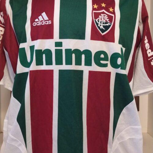 Camisa Fluminense Adidas 2005