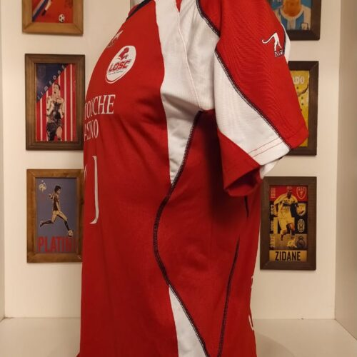 Camisa Lille Airness 2007