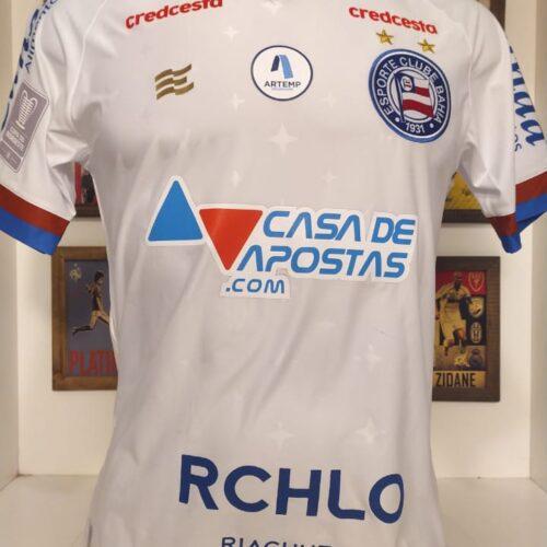 Camisa Bahia Esquadrão 2019 Jadson Copa do Nordeste 2020