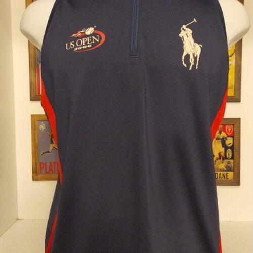 Camisa Ralph Lauren US Open 2006 comemorativa feminina tênis