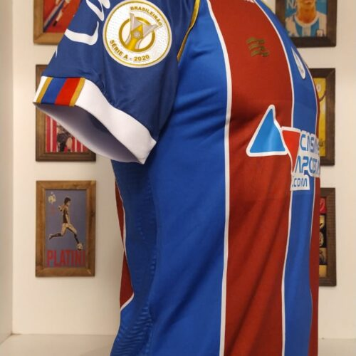 Camisa Bahia Esquadrao 2020 Alesson Campeonato Brasileiro