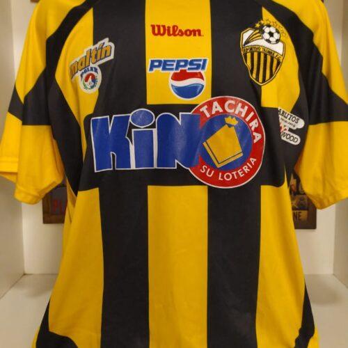 Camisa Deportivo Tachira – VEN Wilson