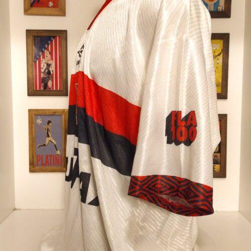 Camisa Flamengo Umbro 1995 Savio centenário