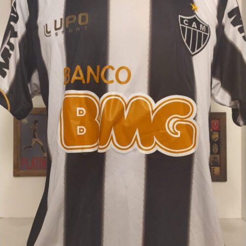 Camisa Atlético Mineiro Lupo 2013 Ronaldinho Gaúcho