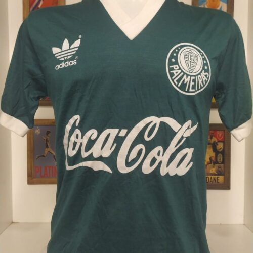 Camisa Palmeiras Adidas 1989