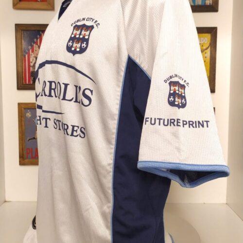 Camisa Dublin City Lansdowne