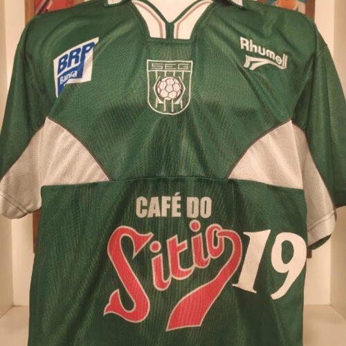 Camisa Gama Rhumell 2000 Copa João Havelange