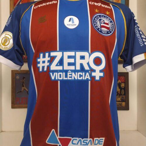 Camisa Bahia Esquadrão Ignácio 2020 Brasileirão