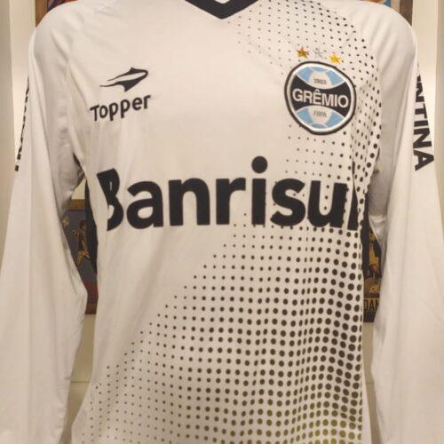 Camisa Grêmio Topper 2013 goleiro mangas longas