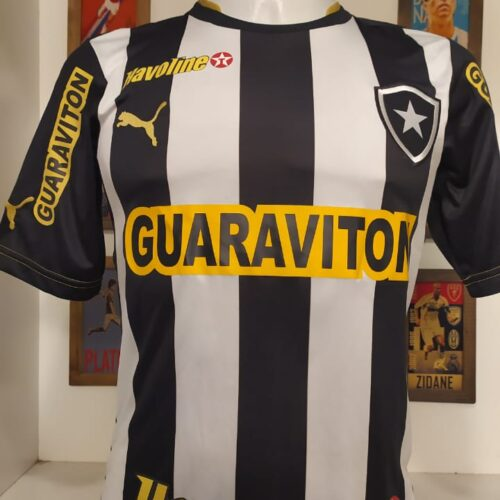 Camisa Botafogo Puma 2013 Vitinho autografada