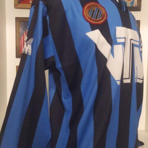 Camisa Brugge – BEL Puma 1993 mangas longas