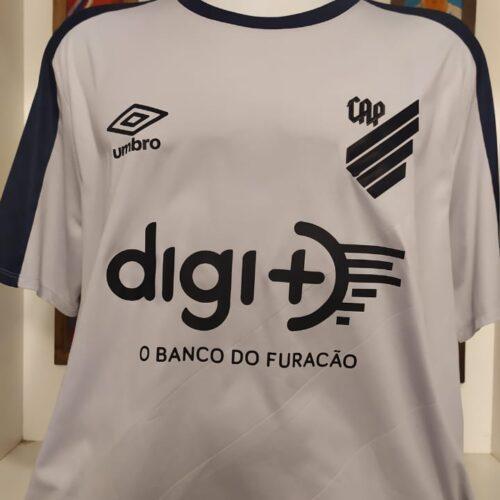 Camisa Athletico Paranaense Umbro 2019 treino