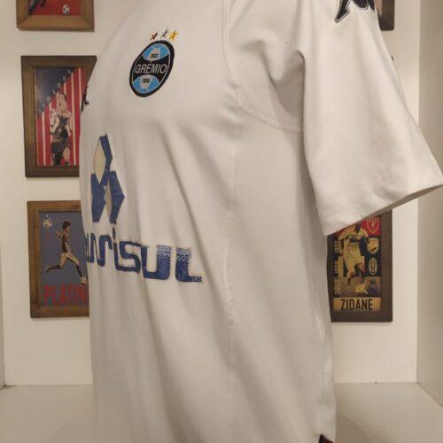 Camisa Grêmio Kappa 2001 Anderson Polga