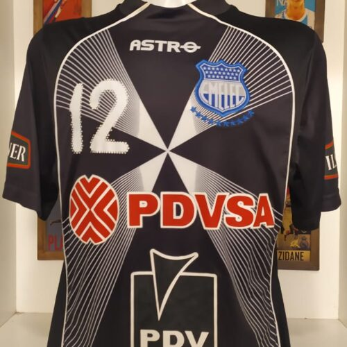 Camisa Emelec Astro 2011 Ayovi goleiro