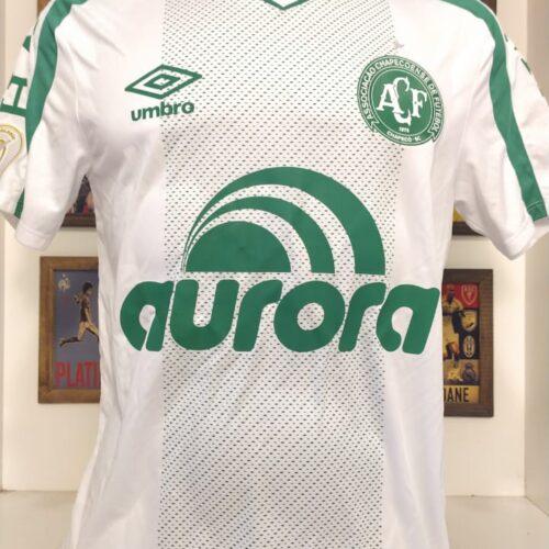 Camisa Chapecoense Umbro 2019 Gustavo Campanharo Brasileirão