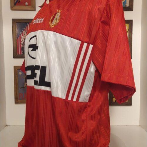 Camisa Standard Liège – BEL Adidas 1997