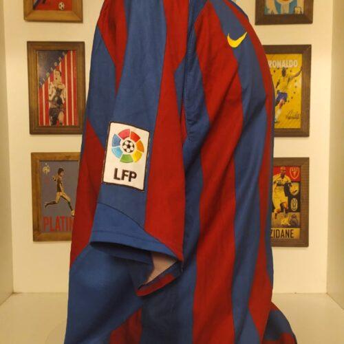 Camisa Barcelona Nike 2005 Etoo