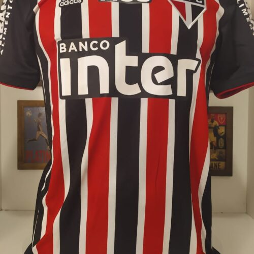 Camisa São Paulo Adidas 2018 Arboleda