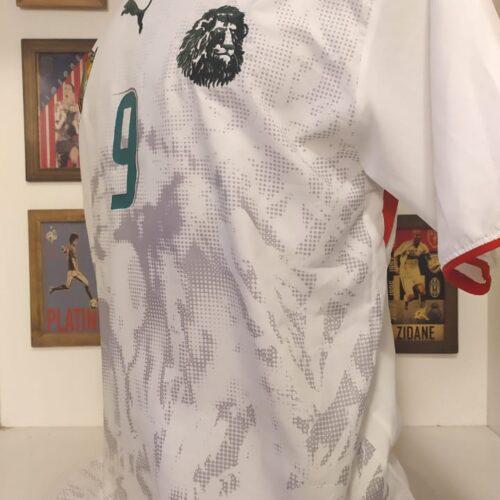 Camisa Camarões Puma 2006 Etoo