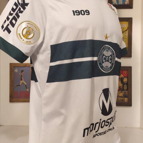 Camisa Coritiba 1909 2020 M. Bueno Brasileirão