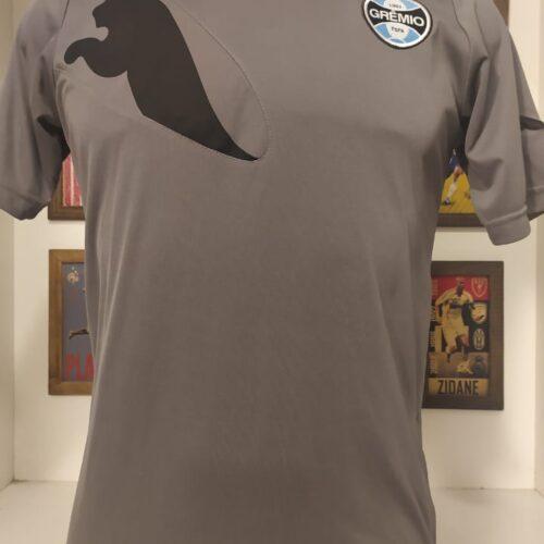 Camisa Grêmio Puma viagem cinza