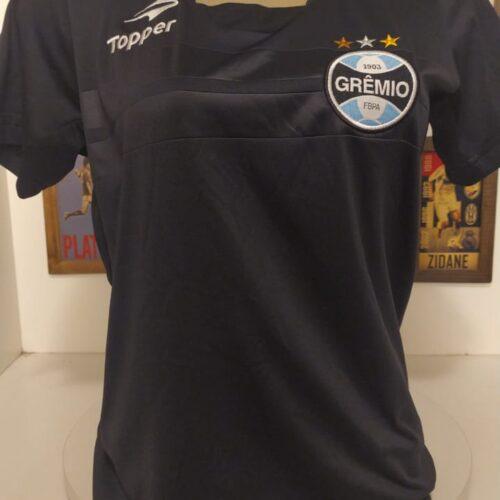 Camisa Grêmio Topper 2012 feminina