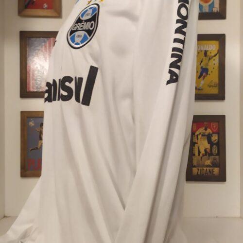 Camisa Grêmio Topper 2013 mangas longas