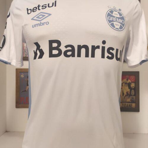 Camisa Grêmio Umbro 2019 Pepê Libertadores da América 2020