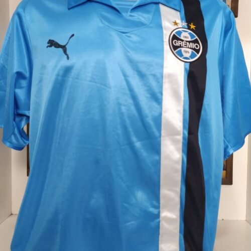 Camisa Grêmio Puma 2009 celeste