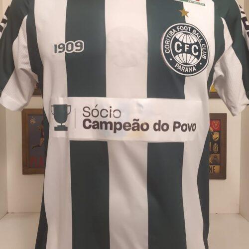 Camisa Coritiba 1909 2019 Sávio